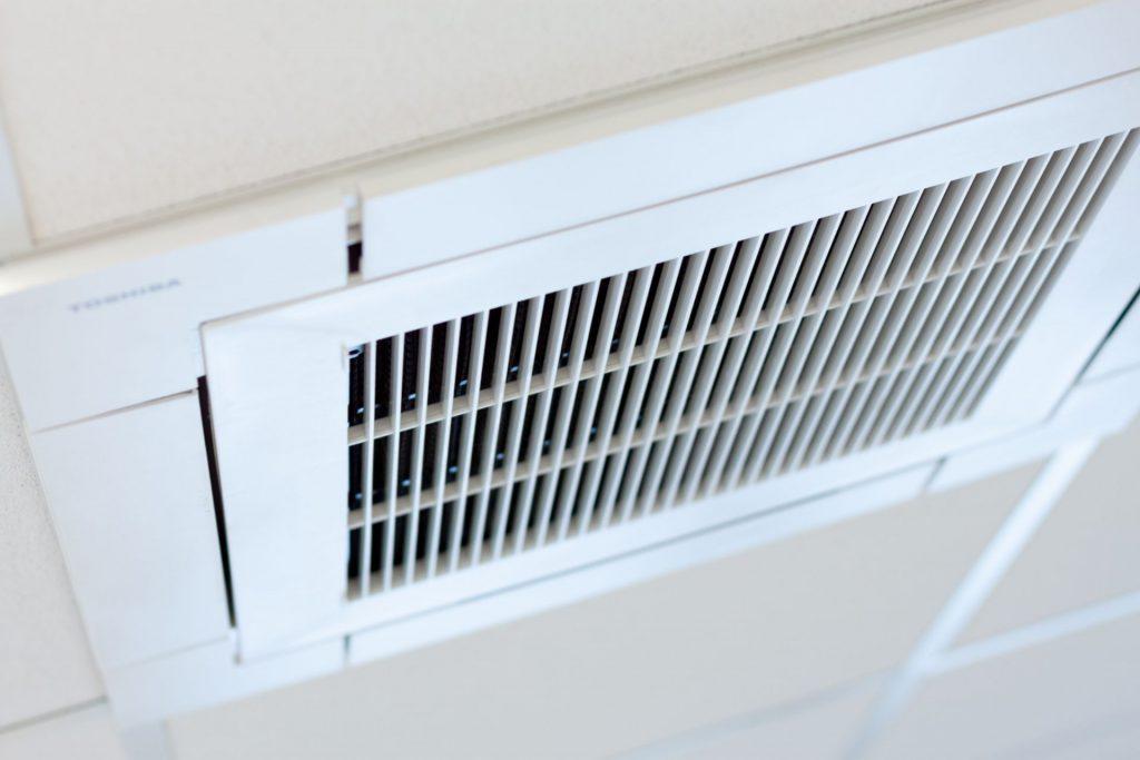 Klimaatbeheersing en airconditioning