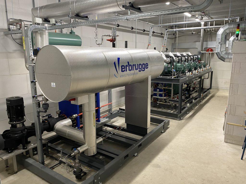 Ammoniak Installatie 1.465 kW – Gemert